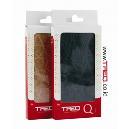 Leather Case Treq Q1