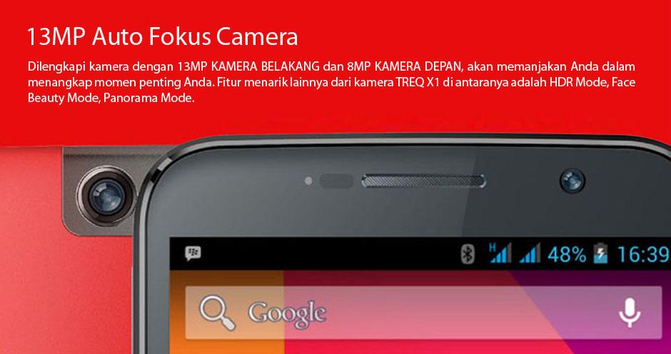Kamera Treq X1