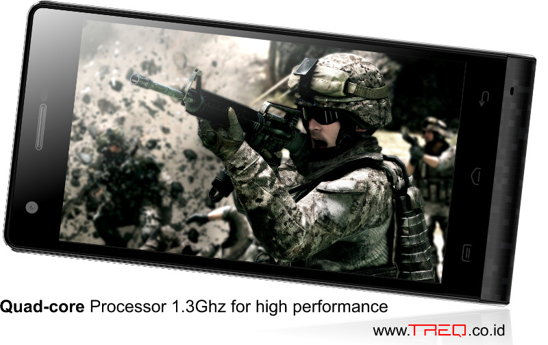 Quadcore Processor Treq Q1