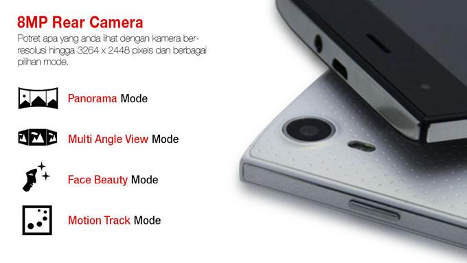 Kamera Treq S1