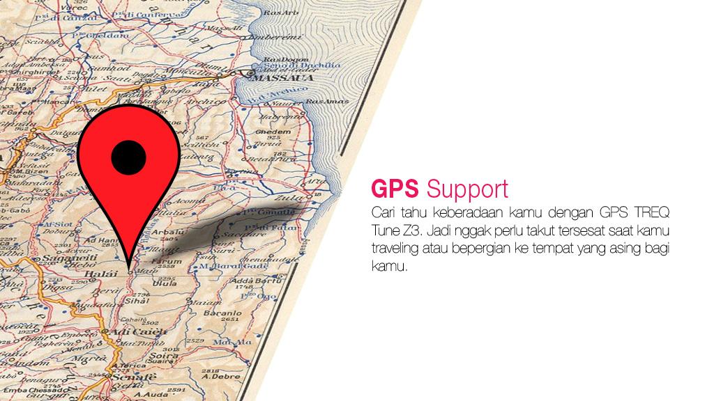 GPS Treq Tune Z3