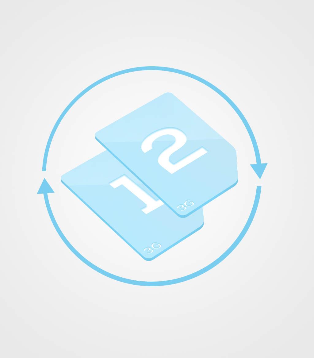 Dual 3G Treq Basic 3GK-IPS