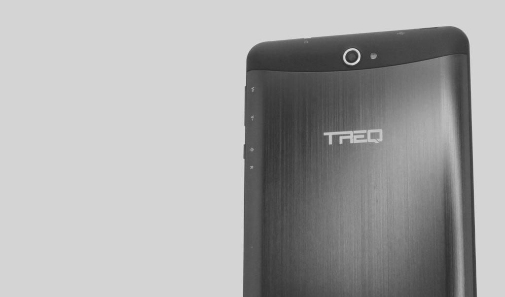 Desain Metal di Treq Call 3G