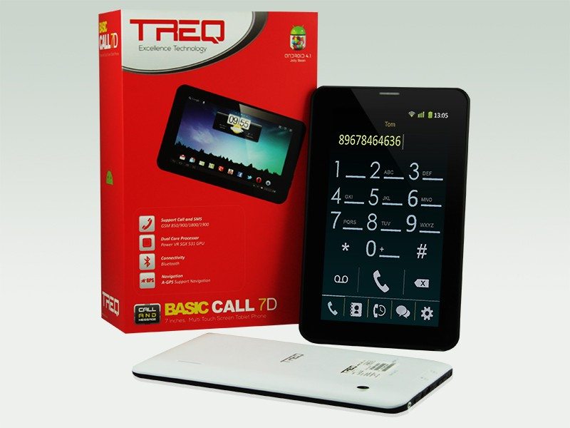 TREQ Basic Call 7D